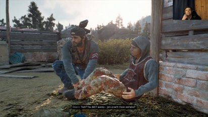 Days Gone - Livestream-Wiederholung (Late-Game)