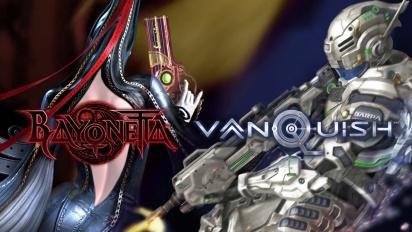 Bayonetta & Vanquish - 10th Anniversary Bundle