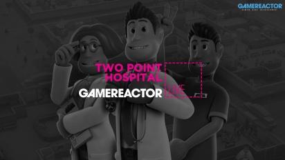 Two Point Hospital - Livestream-Wiederholung (Konsolen-Release)