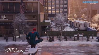 Spider-Man: Miles Morales - PS4 Streaming über die PS5 dank Remote Play