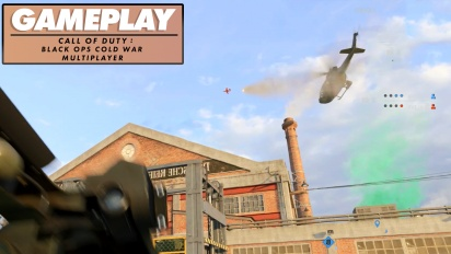 Call of Duty: Black Ops Cold War - Multiplayer (Gameplay-Montage)