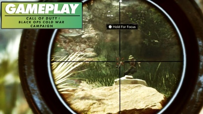 Call of Duty: Black Ops Cold War - Kampagne (Gameplay-Montage)