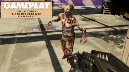Call of Duty: Black Ops Cold War - Zombies Onslaught (Gameplay-Montage)