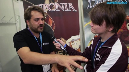 GC 13: Goodbye Deponia - Interview Jan