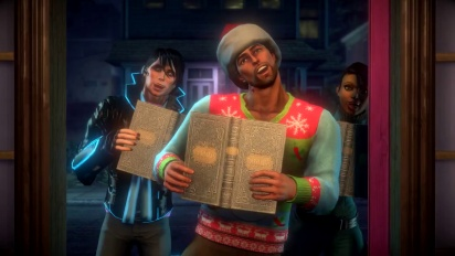 Saints Row IV  - How the Saints Saved Christmas Trailer