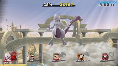 Let's Play - Super Smash Bros. für Wii U - Mewtwo