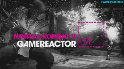 Mortal Kombat X - Livestream-Wiederholung