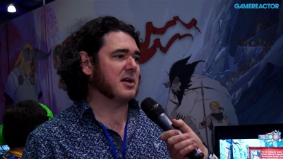 The Banner Saga 2 - Interview John Watson