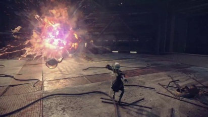 Nier: Automata – Debut Gameplay Trailer