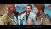 Just Cause 3 - Story Dev Diary