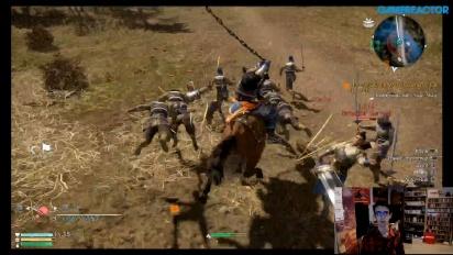 Dynasty Warriors 9 - Livestream-Wiederholung