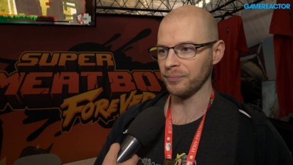 Super Meat Boy - Interview Tommy Refenes