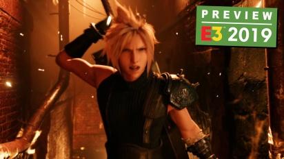 Final Fantasy VII: Remake - E3-Vorschau