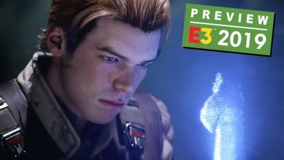 Star Wars Jedi: Fallen Order - E3-Vorschau