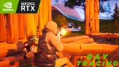 Fortnite - RTX-Gameplay