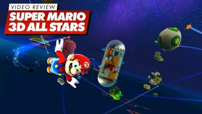 Super Mario 3D All-Stars - Videokritik