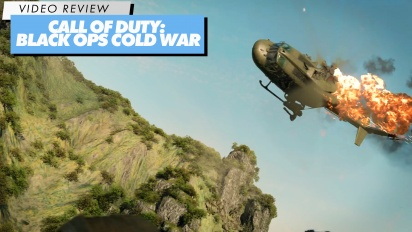 Call of Duty: Black Ops Cold War - Videokritik