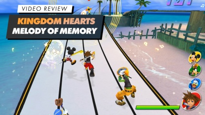 Kingdom Hearts: Melody of Memory - Videokritik