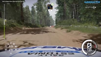 WRC 10 - Rally Estonia (Gameplay)