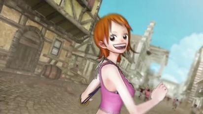 One Piece: Pirate Warriors - Launch Trailer