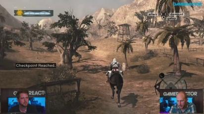 Assassin's Creed - Livestream-Wiederholung