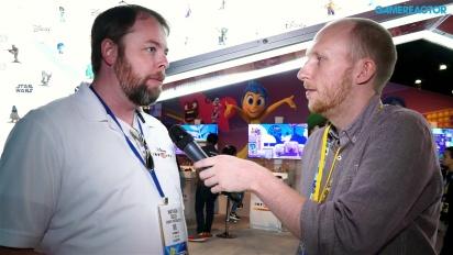 Disney Infinity 3.0 - Interview Mathew Solie