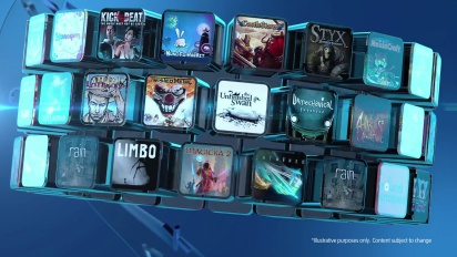 PS Plus - Monthly Games for February 2016 Trailer