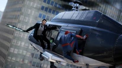 Spider-Man - E3 2017 Gameplay Demonstration