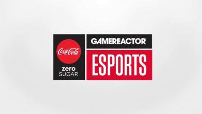 Coca-Cola Zero Sugar und Gamereactors wöchentliches eSports Round-Up #29