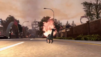 Goat Simulator: The GOATY - Nintendo Switch Launch Trailer