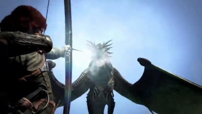 Dragon's Dogma: Dark Arisen - Launch Trailer Nintendo Switch