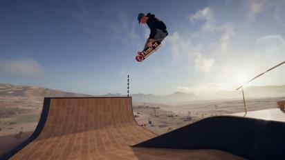 Skater XL -  Big Ramp Introduction Trailer