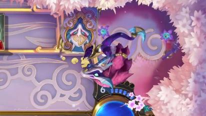 Legends of Runeterra - Spirit Blossom Festival Event Trailer