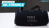 JBL Xtreme 3: Quick Look