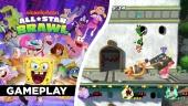 Nickelodeon All-Star Brawl - Mehrere Partien (Gameplay)