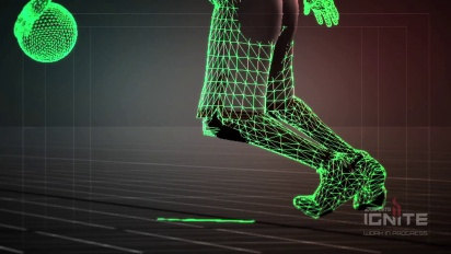 EA Sports Ignite Engine - True Player Motion Trailer