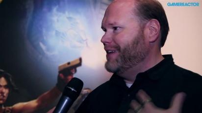 E3 2014: Lara Croft and the Temple of Osiris Interview
