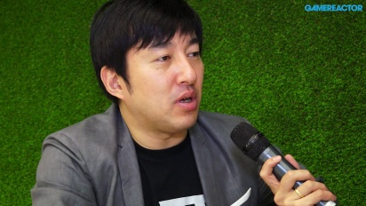 Grasshopper Manufacture - Gamelab 2015 Interview Goichi 'Suda51' Suda