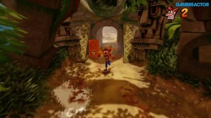Crash Bandicoot: Nsane Trilogy  - E3-Gameplay