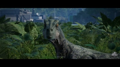 Jurassic World Evolution - First Gameplay Trailer