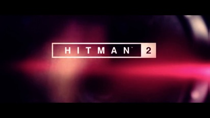 Hitman 2 - Announcement Trailer