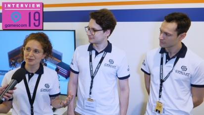 Circuit Superstars - Interview mit Ornella, Carlos und Alberto Caroline Mastretta Aguilera