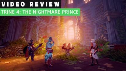 Trine 4: The Nightmare Prince - Videokritik