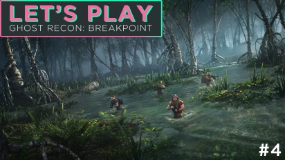 Let's Play Ghost Recon: Breakpoint - Episode 4