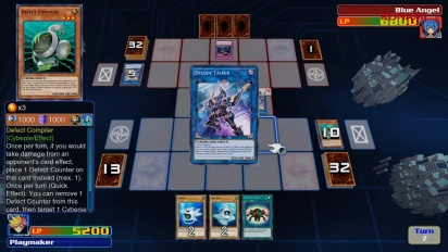 Yu-Gi-Oh! Legacy of the Duelist: Link Evolution - The Forbidden One Trailer