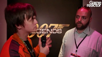 E3 12: 007 Legends - Script Writer Interview