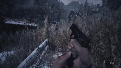 Resident Evil Village - Kompletter Spieldurchlauf der Village-Demo (Gameplay)