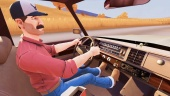Hitchhiker - A Mystery Game - Veröffentlichungs-Trailer