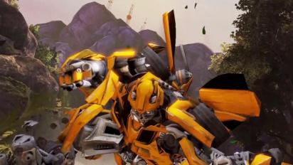 Transformers: Dark of the Moon - Gameplay Trailer