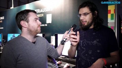 Nuclear Throne + Luftrausers - Interview Rami Ismail
